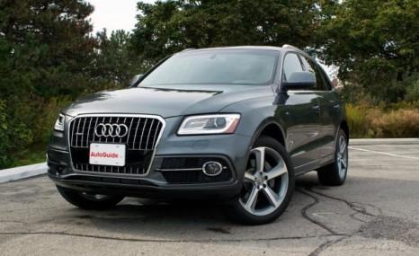 Chicago Audi Q5 Diesel