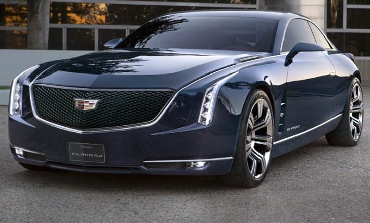 Cadillac Concept Car at Chicago Auto Show